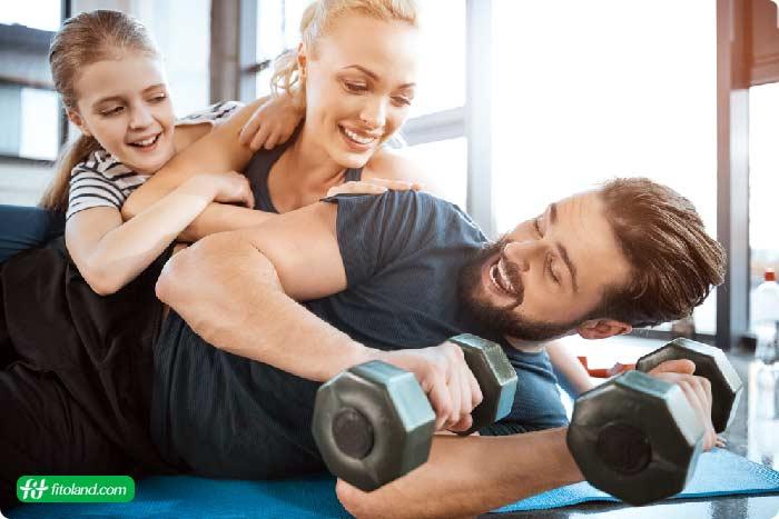 معرفی انواع برنامههای ورزش در خانه