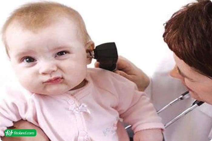 مشکلات شنوایی در نوزاد نارس