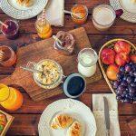 صبحانه کامل و رژیمی برای کاهش وزن