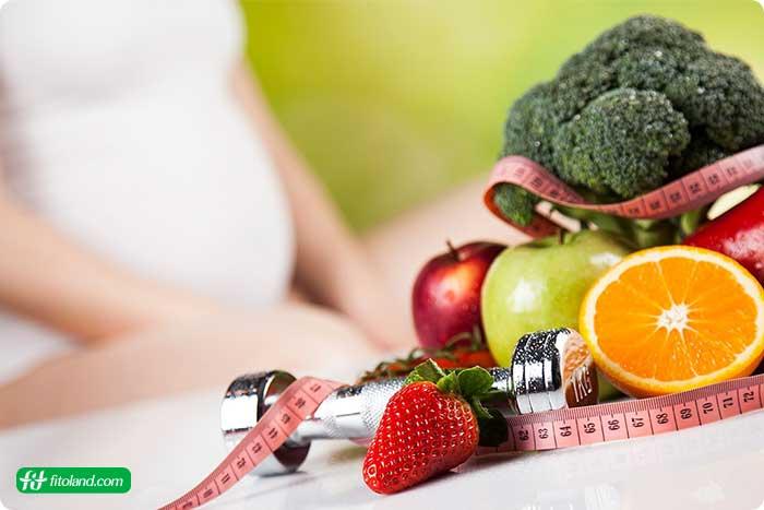 اهمیت تغذیه قبل از بارداری