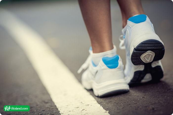 روش صحیح کاهش وزن با پیادهروی