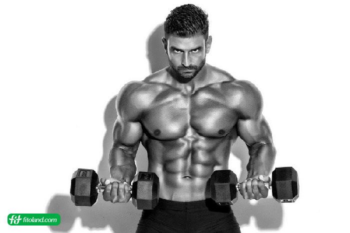 مهمترین اصول عضله سازی بدون مکمل