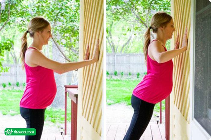 گرفتگی عضلات پا در دوران بارداری