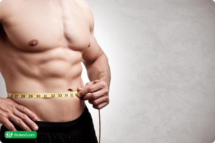 شش روش علمی از بین بردن چربی شکم