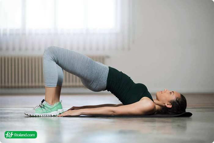 معرفی برنامه تمرینات کگل برای تقویت عضلات کف لگن