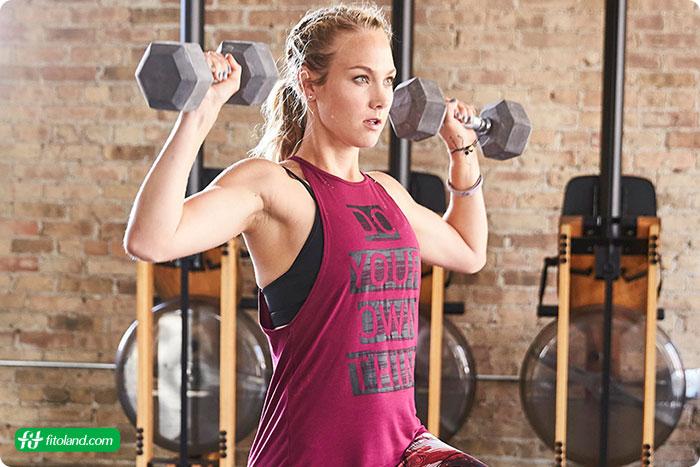 معرفی برنامه تقویت عضلات بانوان و فرم دهی عضلات