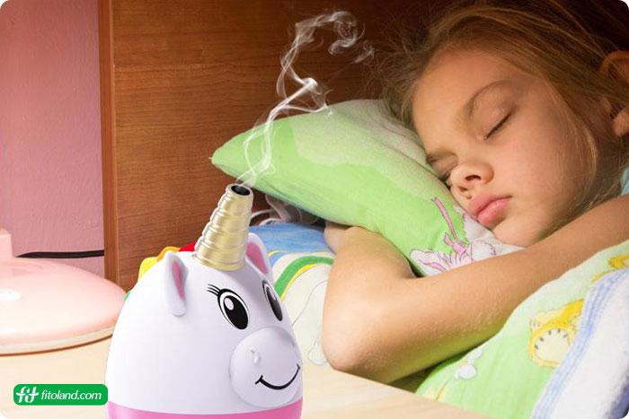 آروماتراپی و رایحه درمانی در کودکان