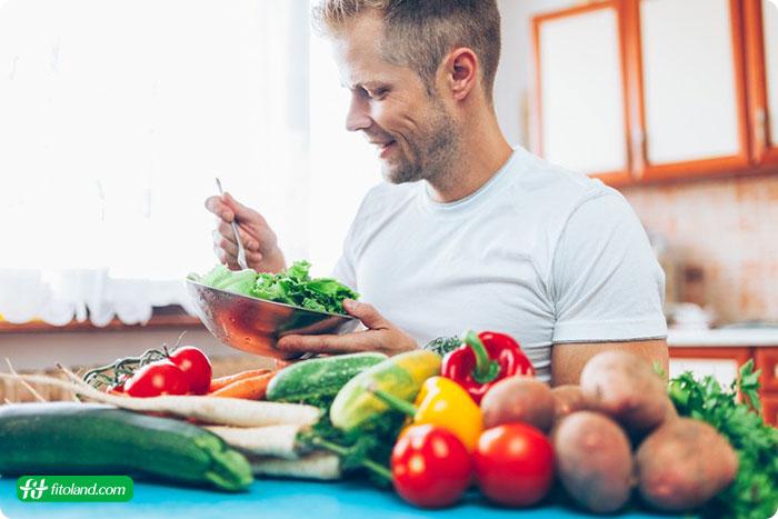 مواد غذایی مفید برای افزایش طبیعی هورمون تستوسترون