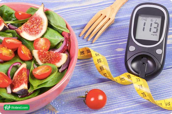 معرفی برنامه رژیم غذایی دیابت