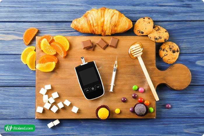 برنامه رژیم غذایی دیابت