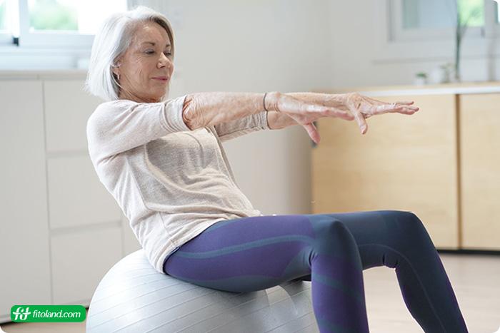 کاهش وزن سالمندان