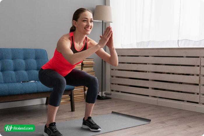 درمان سندرم تخمدان پلی کیستیک با ورزش